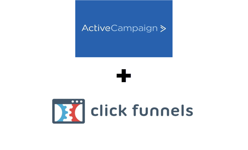 how to integrate active campaign with clickfunnels